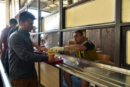 Frühstücksaugabe von Dalibor